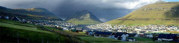 Veðrið í Føroyum