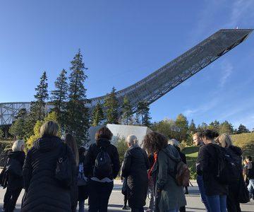 """Holmenkollen – """"byens beste utsikt"""""""